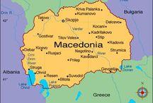 ❤ Travel: Macedonia ❤