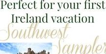 Amazing Ireland Itineraries by Ireland Family Vacations / Ireland vacation itineraries and Ireland travel tips