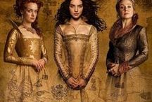 Rabbitwood & Reason on Screen:  Images of dosha's Work in the Media / I have had the delightful pleasure of creating items for opera, film and television.  Collected here are images which display some of the tiaras I have created for Season 2 - 4 of REIGN.