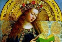 Virgins, Saints & Sinners: Van Eyck