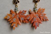 Rory'S Bijoux / My Polymer Clay Jewels