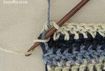 Crochet made easy / patterns, stitches, tutorials