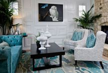 LIVING ROOMS / by Melissa Fortin