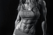 muscle beauty / sexy women with hard bodies
