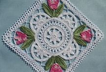 Crochet Doilies / by Bonnie Cat