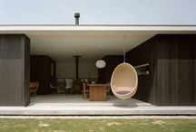 Architectural inspiration. / Mijn inspiratiebronnen / by Edwin Ralph Ames ( architect )