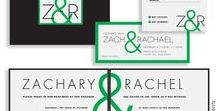 B'nai Mitzvah / B'nai Mitzvah Invitations and party ideas for the modern twins