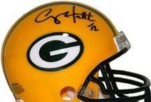 Autographed Football Memorabilia / Authentic Autographed Football Memorabilia featuring Signed Photos, Mini Helmets, Duke Footballs, Framed Photos, Lithographs, Jerseys & More / by Legends of the Field Sports Memorabilia