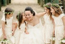 Wedding - Dress - Bride & Maids