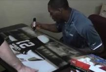 Sports Memorabilia & Autograph Signing Videos / Videos from Legends of the Field's YouTube channel featuring a behind the scenes look at our public & private autograph signings as well as sports memorabilia. https://www.youtube.com/user/lotfautographs / by Legends of the Field Sports Memorabilia