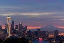 Seattle, WA  / by Christine Fletcher
