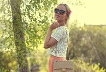 Fashion Trends We Heart / Fashion trends that PopNod is following.