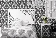 Styles we covet at Hartleys Bedrooms / So many decor styles and so little time!  Vintage, Rustic,Cottage, Parisien, Industrial, Bohemian and many more...they might not all be trending in the fashion stakes, but we love them nonetheless!