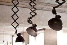 Lampade vintage/industriali