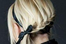 Penteados, cores, cortes. ^.^