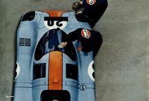 Gulf Car racing colors