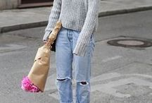 Street Style / Clothes to die for or kill a man for