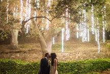 Under the Stars / A collection of outdoor wedding ideas.