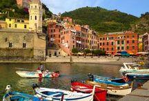 Vernazza / The beautiful Cinque Terre on Italy's northwestern coast.