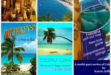 Books! / Hot off the press books from indy island author, Karen Jeffery http://www.mauiwriter.com/hot-off-the-press