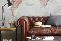 All Things Home Decor / Ideas for decorating the home :)  / by Margaret ( Howell ) Up De Graff