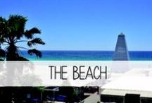 The Beach - Seaside, Florida / by Cottage Rental Agency - Seaside, Florida
