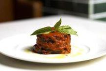Recetas de Restaurantes / Recetas proporcionadas de nuestros restaurantes