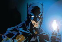 Super Heroes/Villains! / Marvel or DC; I don't care. Villain or Hero; I don't care, they all go here. / by Corey Adlesperger