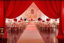 Red Wedding / by Decorista Couture