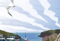 Our Maritime Heritage / Cornwall's rich maritime heritage inspires us everyday, from the styles and details we design, to the graphics and prints we create.