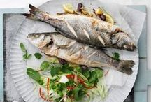 Tasty Cornish Recipes / From fresh seafood to the famous Cornish Pasty, these are our favourite recipes inspired by Cornwall.