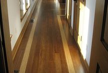 Bamboo Flooring / Examples of bamboo flooring
