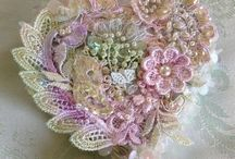 Beautiful Lace / It's nice that you like my pins. Enjoy, pin if you want to, but please don't raid my boards! / by juana Hudson