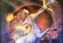 Sagittarius, Elder Tree, Fire Sign, Jupiter, 9th House, God's creation=Matthew Griffith McCrady / The sign and symbols of me: Matthew Griffith McCrady / by Matthew Griffith McCrady