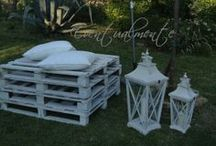 Country wedding / Allestimenti in stile country