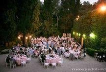 Wedding decor / Allestimenti speciali per il giorno più bello.