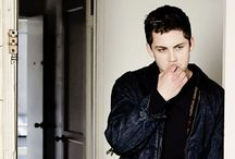 Logan Lerman / Age: 24 Born: January 19, 1992 ❤️Actor❤️