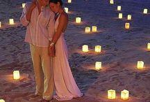 katz's beach chic wedding
