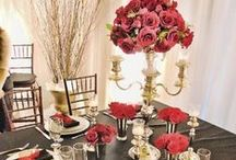 Centerpieces by Total Events