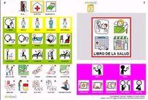 Libros Comunicación Aumentativa / http://informaticaparaeducacionespecial.blogspot.com.es/p/libros-de-comunicacion-en-ca.html