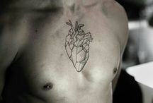 Tattoos / by Raggedy Heart