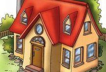 Lámina temáticas - Casa