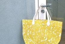 Lifestyle / Home and Travel with Dermond Peterson bags and home textiles