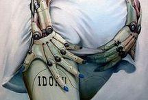 CharDes - Futuristic, SciFi ❖ / Yeay