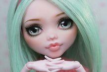 Repint doll ♥
