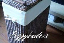 бумажная лоза / плетение