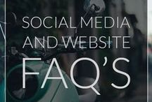 Social Media / Social media tips to help build your online presence