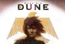 Reading - Dune / Dune art