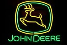 John Deere Man Caves