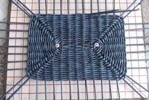 плетение донышка